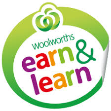 Image result for woolworths earn and learn